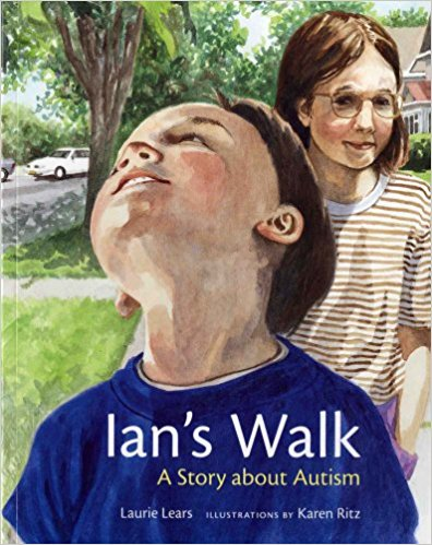 Ian's Walk, a sisters story about her brother with Autism