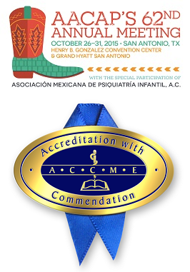 AACAP's 61st Annual Meeting Logo
