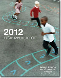 2012 AACAP Annual Report
