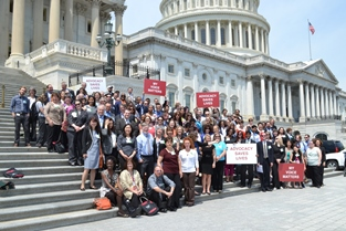 AACAP Advocacy Day 2013