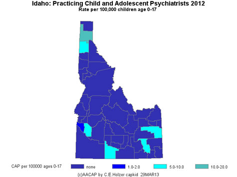 Idaho - Practicing CAPs 2009