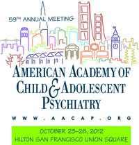 AACAP 59th Annual Meeting Logo