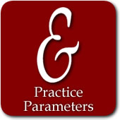 Practice Parameters and Resource Centers